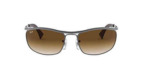 Ray-Ban 0RB3119 Gafas de Sol, Gunmetal, 62 para Hombre