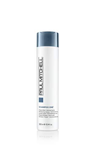 Paul Mitchell Shampoo One - Haarwäsche in Friseur-Qualität für alle Haartypen, mildes Clarifying-Shampoo für eine sanfte Reinigung, 300 ml