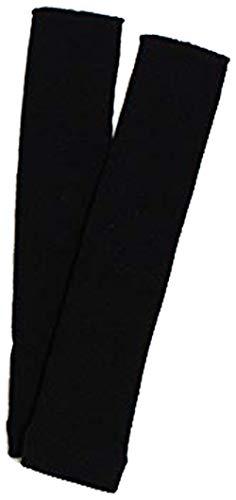 [バンタン] 日本製 カシミヤ混 レッグウォーマー あったか 保温 メンズ あったかソックス 冷え取り カシミヤ 男女兼用フリー 両足用ブラック