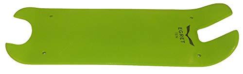 EGRET treeplank E-10 Lime Green, Uni