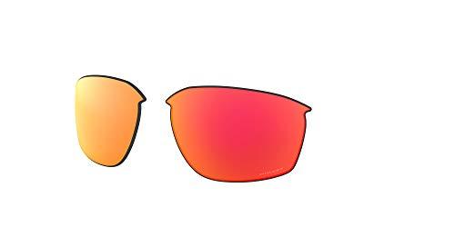 Oakley AOO9414LS Sliver Edge Sport Replacement Sunglass Lenses, Prizm Ruby Iridium, 63 mm