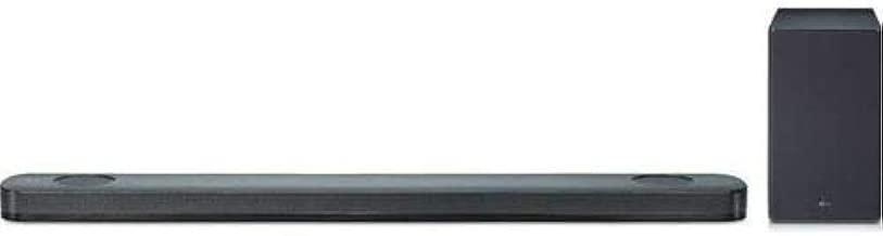 LG SK9Y 5.1.2-Channel Hi-Res Audio Soundbar w/Dolby Atmos + 1 Year Extended Warranty