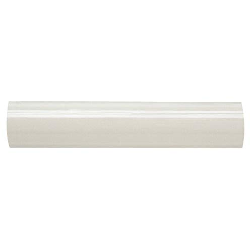 12-Pack Allen + Roth Pearl Ceramic Half Round Tile (Common 1.2 in. x 6 in; Actual: 1.18 in. x 5.9 in.)