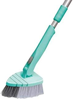 Spotzero Bathroom Cleaning Comfort Brush (Aqua Green)