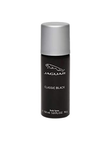 Jaguar Body Spray, schwarz, 150ml