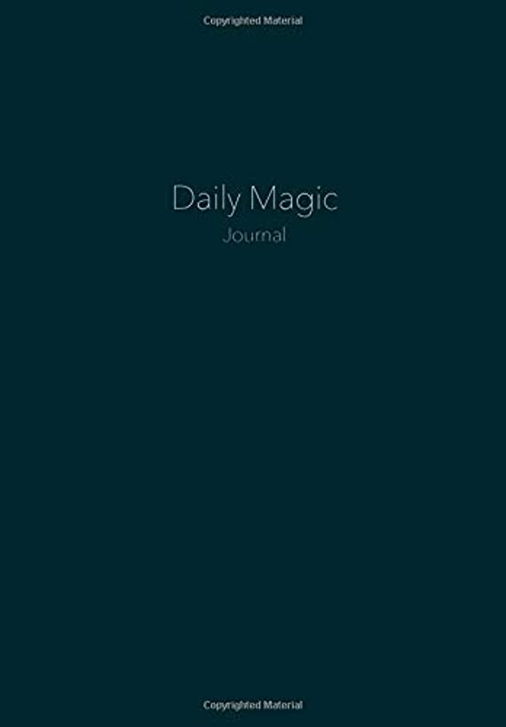 Daily Magic Journal: A Journal of Productivity
