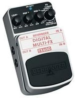 Behringer FX600 Digital MultiFX Digital Stereo Multi-Pedal
