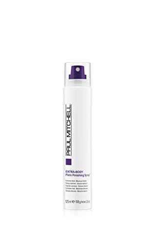 Paul Mitchell Extra-Body Firm Finishing Spray - Volume-Haarspray für Glanz und extra starken Halt, Anti-Frizz Styling-Spray für feines Haar, 125 ml
