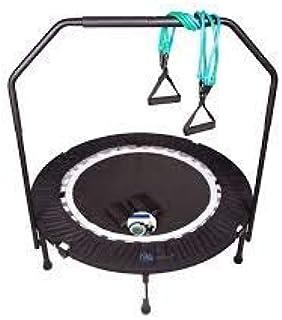comprar comparacion Maximus Pro Rebounder - Trampolin Fitness Plegable. Mini Cama Elástica. Trampolines Fitness para Adultos Peso máximo 140 kg