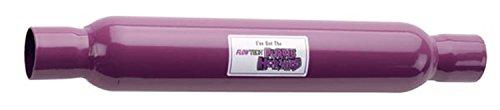 Flowtech 50225FLT Purple Hornies Slip-Fit Muffler