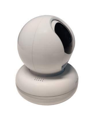 Cámara de Vigilancia WiFi, Mibao 1080P Cámara IP Inalámbrica, HD Visión Nocturna, Detección de Movimiento Remoto, Alarma de Correo Electrónico, Audio Bidireccional, Monitor para Bebé/Mascota