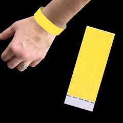 Factory Card and Party Outlet - Nastro di carta giallo neon 500 ct