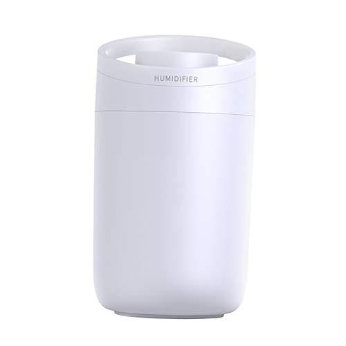 H HILABEE Difusor USB 3000ml Colorido del Aroma del Humidificador del Aire Casero del LED para El Sitio del Bebé