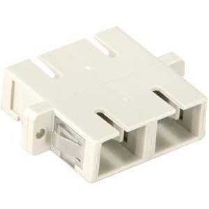 InstallerParts SC-SC Multimode Duplex Optic Adapter Plastic