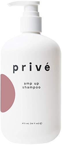 privé amp up shampoo volumizing/for fine, thin hair 473ml / 16oz