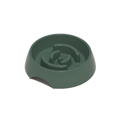 ZEL Slow Feeding Dog Bowl, Anti-Swallowing Pet Slow Feeding Tray, Expansion Stop Dog Bowl, Environmentally Friendly and Durable to Prevent Suffocation