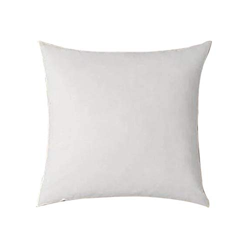 TQBT Pillow Core PP Cotton Cushion Core Cotton Non-Woven Fabric Square Vacuum Compression Packaging Liner (2 Pieces)