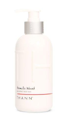 THANN Aromatic Wood Rice Extract Body Milk (Body Lotion) 10.82 fl.oz.