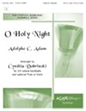 O HOLY NIGHT - Adolphe C. Adam - Cynthia Dobrinski - Flute, Violin - Sheet Music