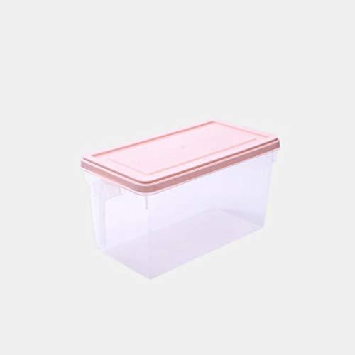 donfhfey827 Aufbewahrungsbox für Kühlschränke Lebensmittel Rechteck Ei Gemüse Schublade Kunststoff Aufbewahrungsbox