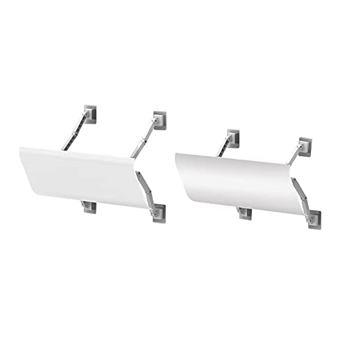 GeGe Piano/a Parete Air Condizionatore Deflector SHINBERSHIELD Anti Anti Direct Blocking Fit per Forniture per Ufficio (Color : Soft 3 Joint)