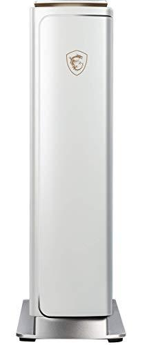 MSI Creator P100X 10SE-203EU - Ordenador de sobremesa (Intel Core i9-10900K, 64 GB RAM, 1 TB SSD y 4 TB HDD, RTX 2080 Super-8GB Ventus OC, Windows 10 Pro H) blanco