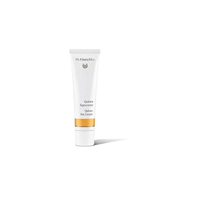 大惨事モニター過ちハウシュカクインスデイクリーム30 x4 - Dr. Hauschka Quince Day Cream 30ml (Pack of 4) [並行輸入品]