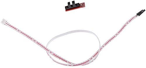 JJDSN Interruptor de límite con Cable de Panel PCB Accesorios de Control de luz de Impresora 3D