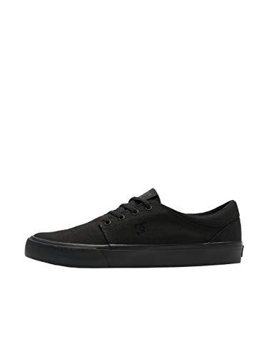 DC ShoesTrase Tx - Zapatillas de Skateboarding hombre, Noir (3Bk), 41