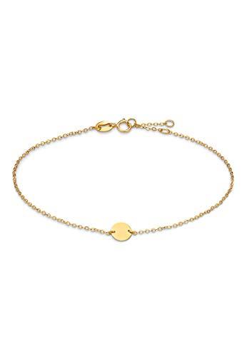 CHRIST Damen-Armband 375er Gelbgold One Size 87488853