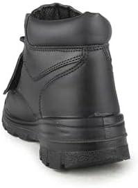 STC Footwear, Press (S22075-11-P) | Black, Waterproof 6