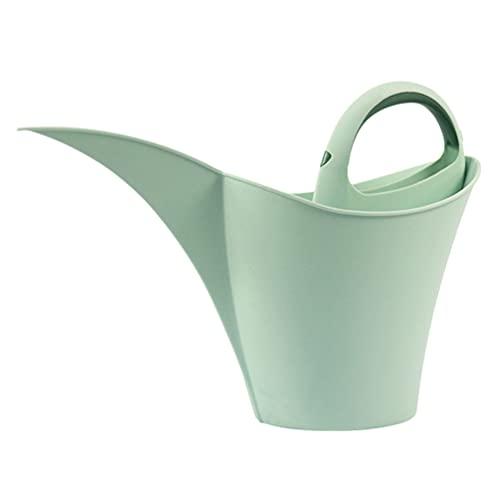 DOITOOL - Annaffiatoio nordico per piante da giardino e fiori, in plastica, con beccuccio lungo, per irrigazione, per esterni, interni, giardino, 2 l