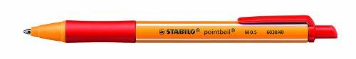 Stabilo Kugelschreiber Pointball Rot 6030/40 0,5mm