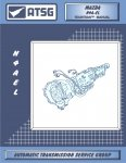 ATSG Mazda N4A-EL Techtran Transmission Rebuild Manual