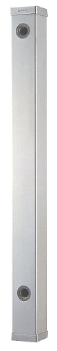 ゾーン医薬覚えているSANEI 【屋外水栓設置用の水栓柱】 ステンレス水栓柱 全長700㎜ T800-60X700
