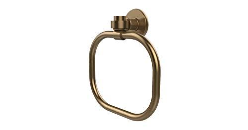 Allied Brass 2016-BBR - Anello porta asciugamani in bronzo spazzolato, 15 cm