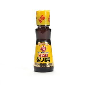 Ottogi Super popular specialty Credence store Sesame Oil 80ml 참기름 오뚜기 80
