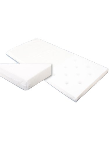 Toddler Bed Deluxe Foam Mattress by BABYWISE