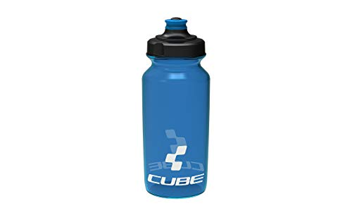 Cube Icon Fahrrad Trinkflasche 0.5 Liter Blau