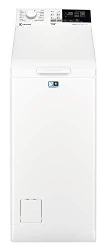 Electrolux EW6T473U Lavatrice a Carica dall'Alto, 7kg, 56 Decibel, Classe Energetica A+++, Bianco