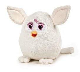 Furby Plüsh 18cm - Qualität super Soft - Farbe weiß