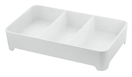 YAMAZAKI Behälter, ABS, Weiß, One Size