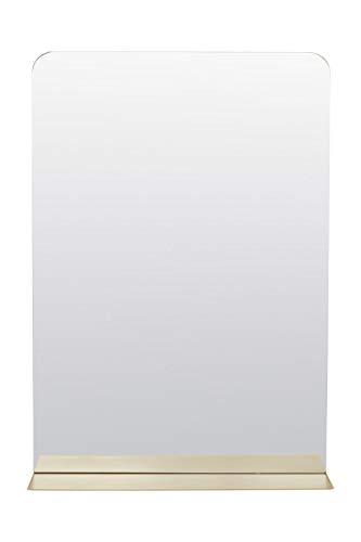 Andrea House Miroir soleil /Ø 76/x 1/cm dor/é AX17088