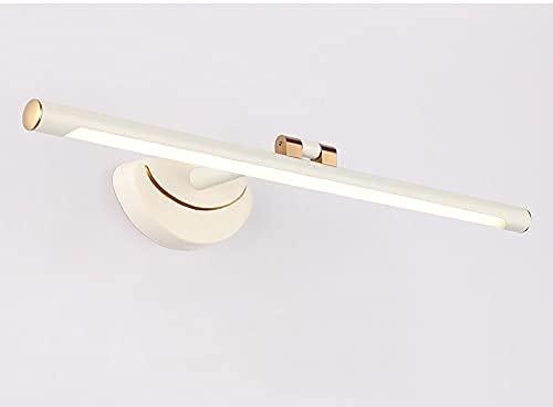 ZHANGDA Nordic Mirror Light Moderne Spiegellampe LED Mirror Cabinet Light Make-up Light wasserdichte Spiegellampe für Schminktisch WC Kleiderschrank