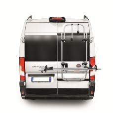 Fahrradträger hinten für Van und Wohnmobil für Ducato Jumper und Boxer (Aluminium)