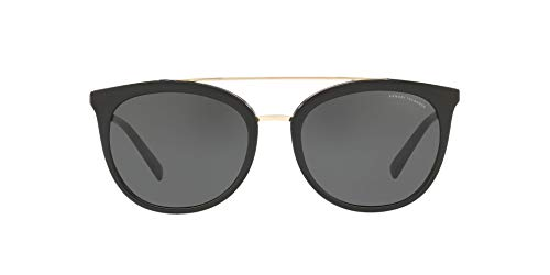 Armani sunglasses for men and women AX Armani Exchange Women's Ax4068s Round Sunglasses