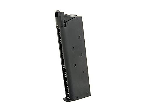 Cargador Pistola Airsoft GBB 1911 Classic Army Armament 25 BBS 6 mm Compatible con KJW, APS y Tokyo Marui para Pistolas de Army R31 y R29