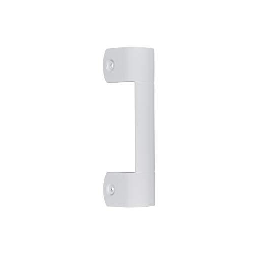 Handgriff Griff Kühlschranktürgriff Türgriff weiß Kunststoff ORIGINAL Gorenje 169350 Kühlgefrierkombination Kühlschrank auch geeignet für Körting Upo RK4150AW RC4180AW F4101W R224W MRK6331W uvm