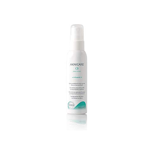 aknicare cb chest and back spray emulsion 100 ml,
