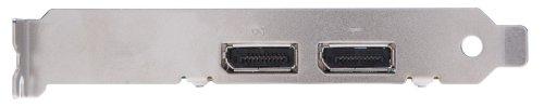 PNY Quadro NVS 295 NVS 295 GDDR3 Grafikkarte (NVIDIA, NVS 295, 1920 x 1200 Pixel, Nicht unterstützt, GDDR3, PCI Express x16)